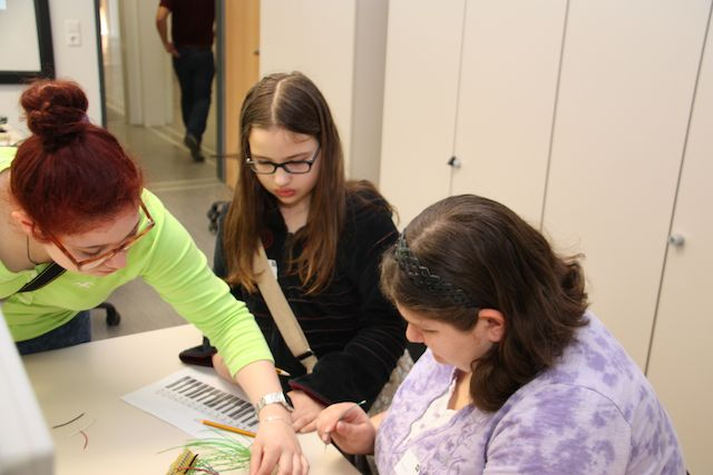 Girls'-Day-2014@Informatics celebrated at the Ubiquitous Computing Lab
